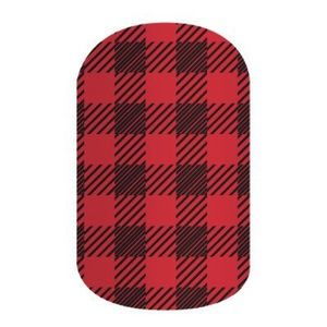Jamberry Friday Flannel 1/2 sheet